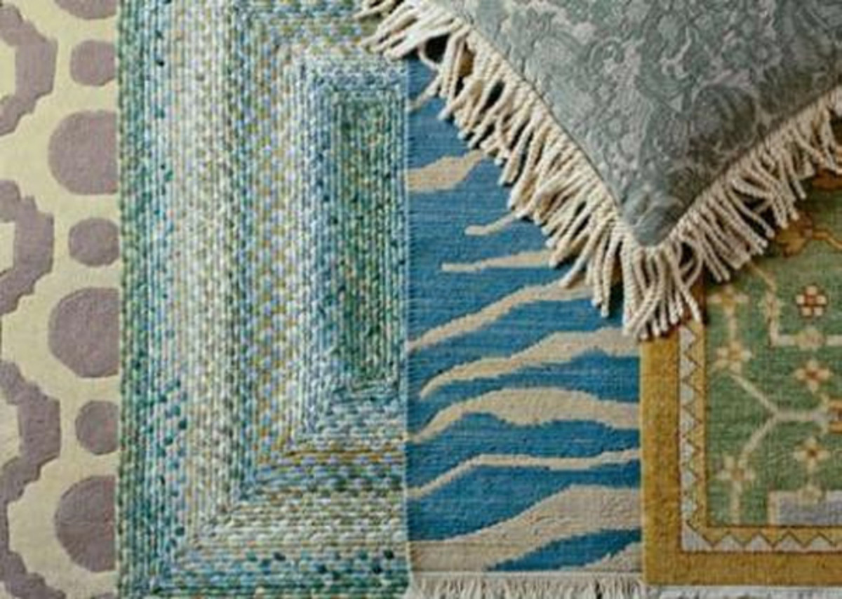 Choosing an Area Rug by Construction Method