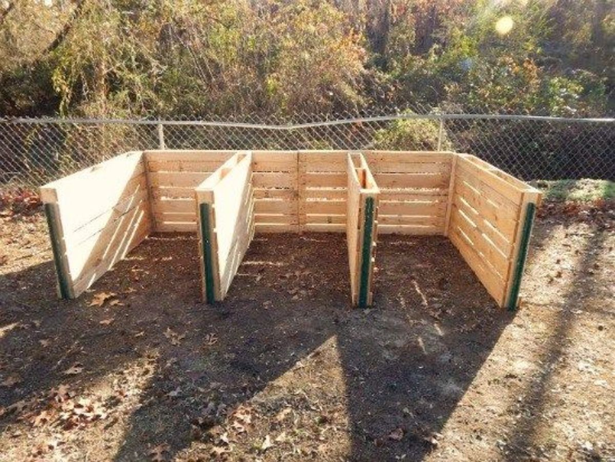 Starting A Compost Pile For Beginners Dengarden