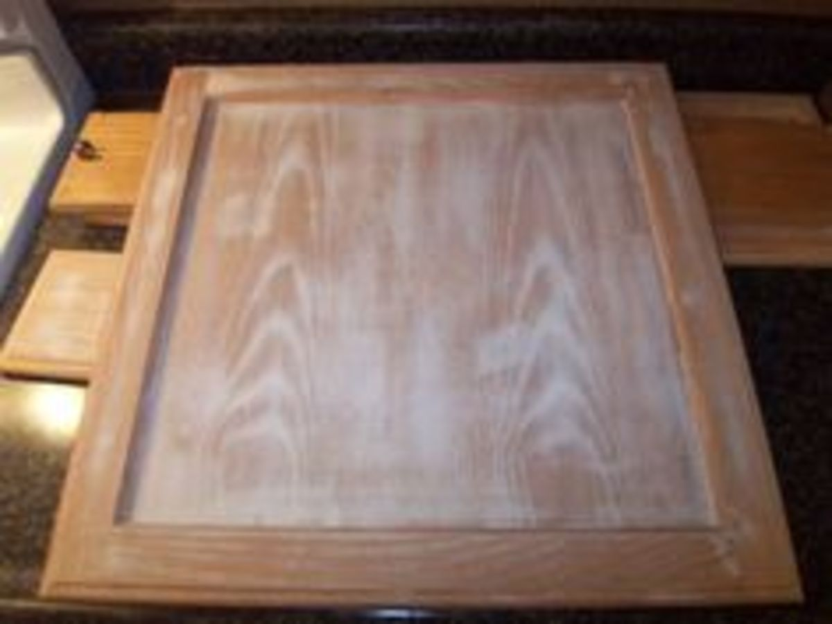 Tips for Using Wood Grain Filler for Oak Cabinets