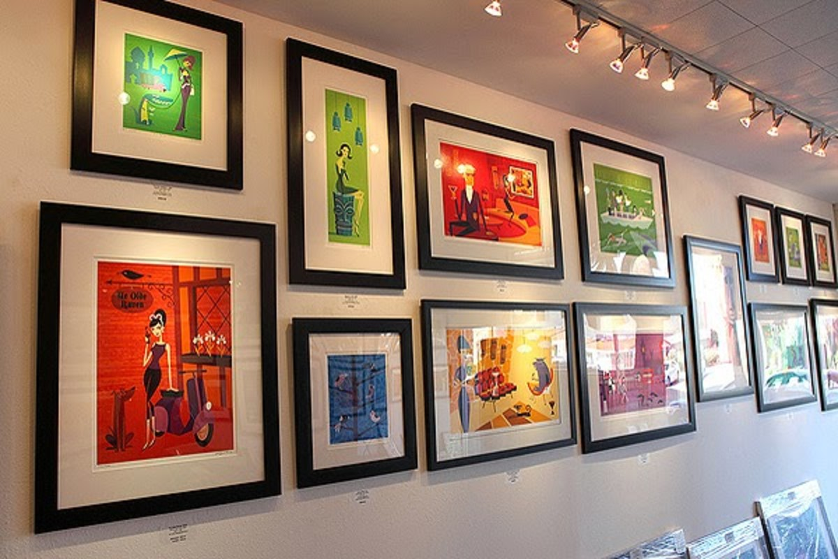 Curating Awesome Art for Your Home