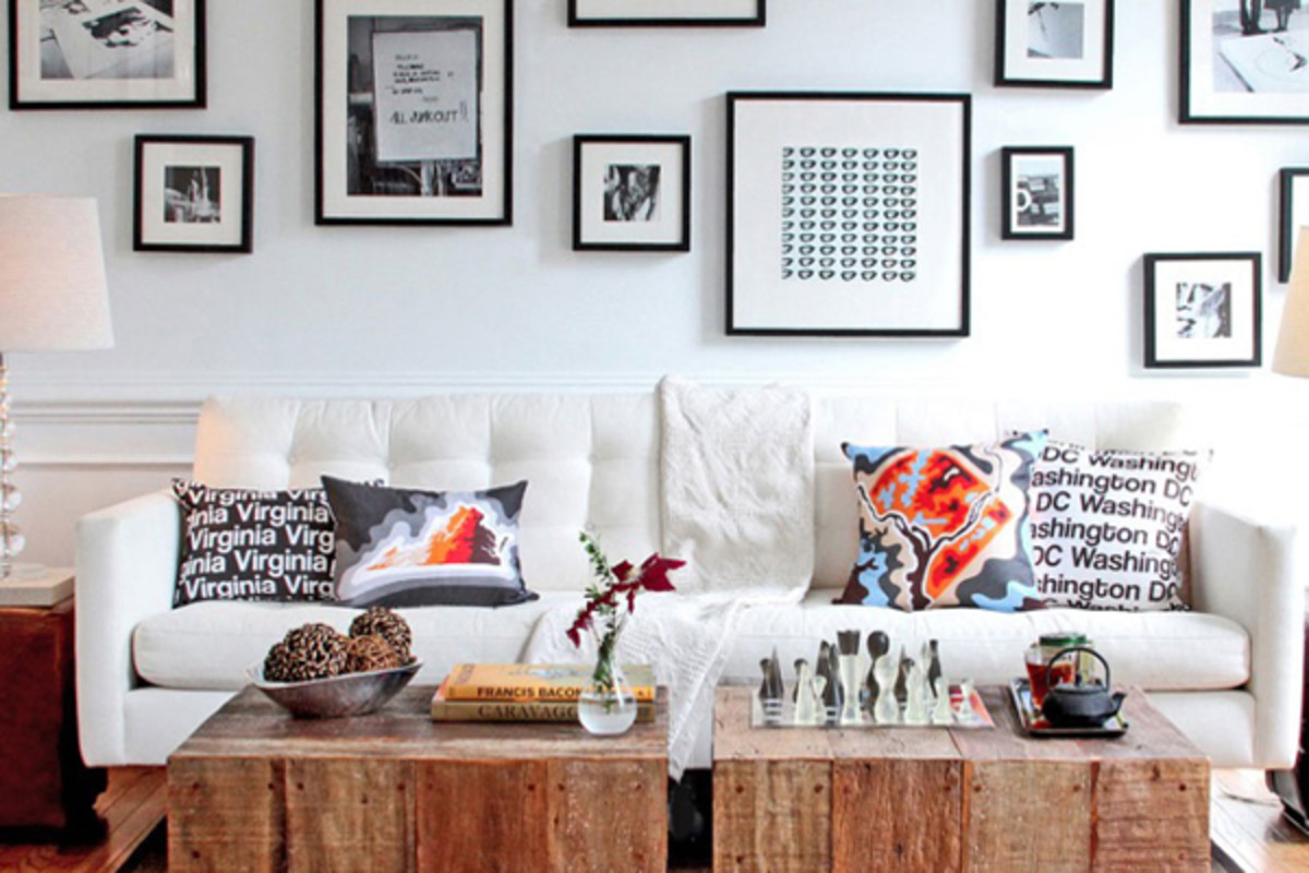 Tips for Creating an Unforgettable Gallery Wall