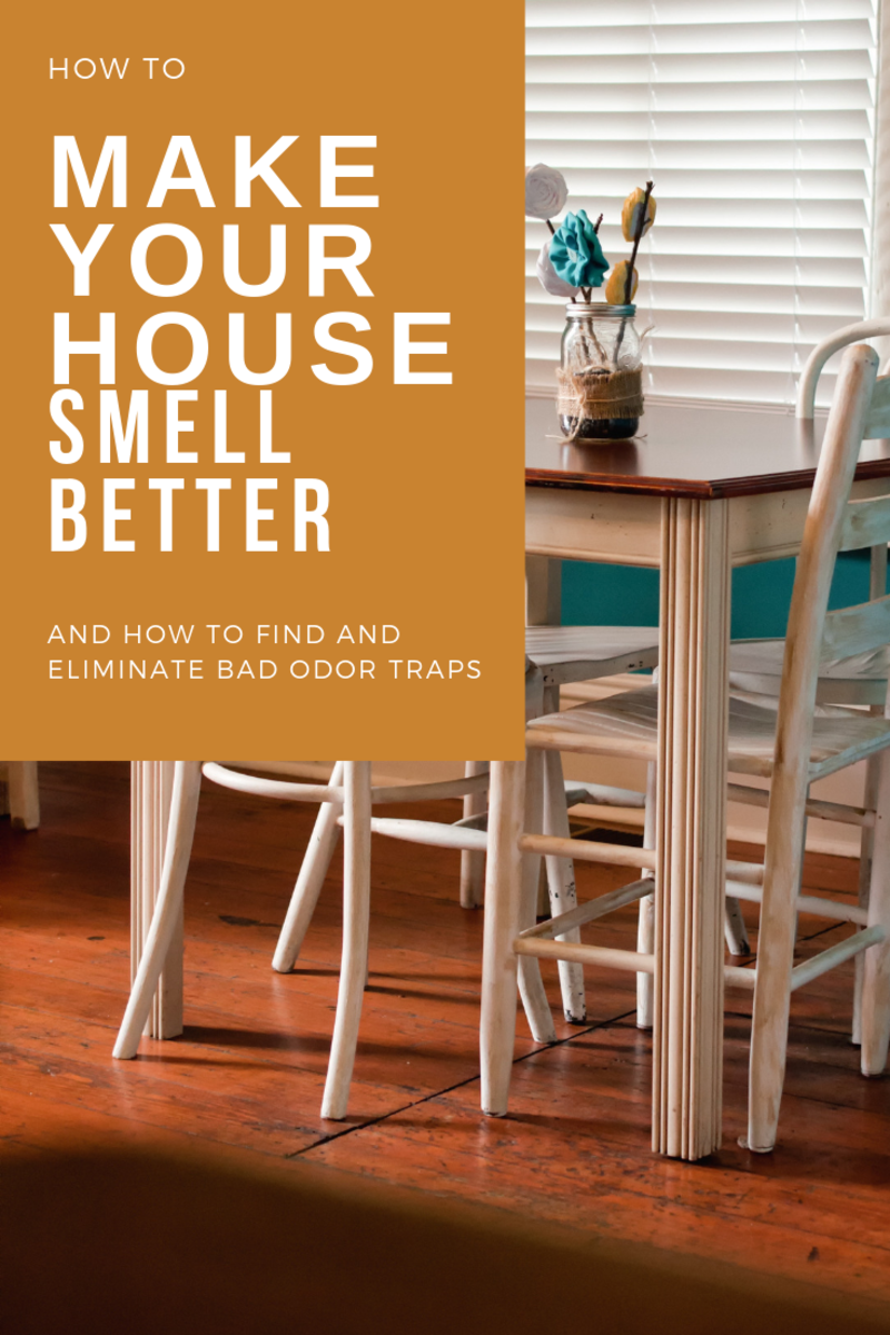 Things to Clean to Make Your House Smell Better
