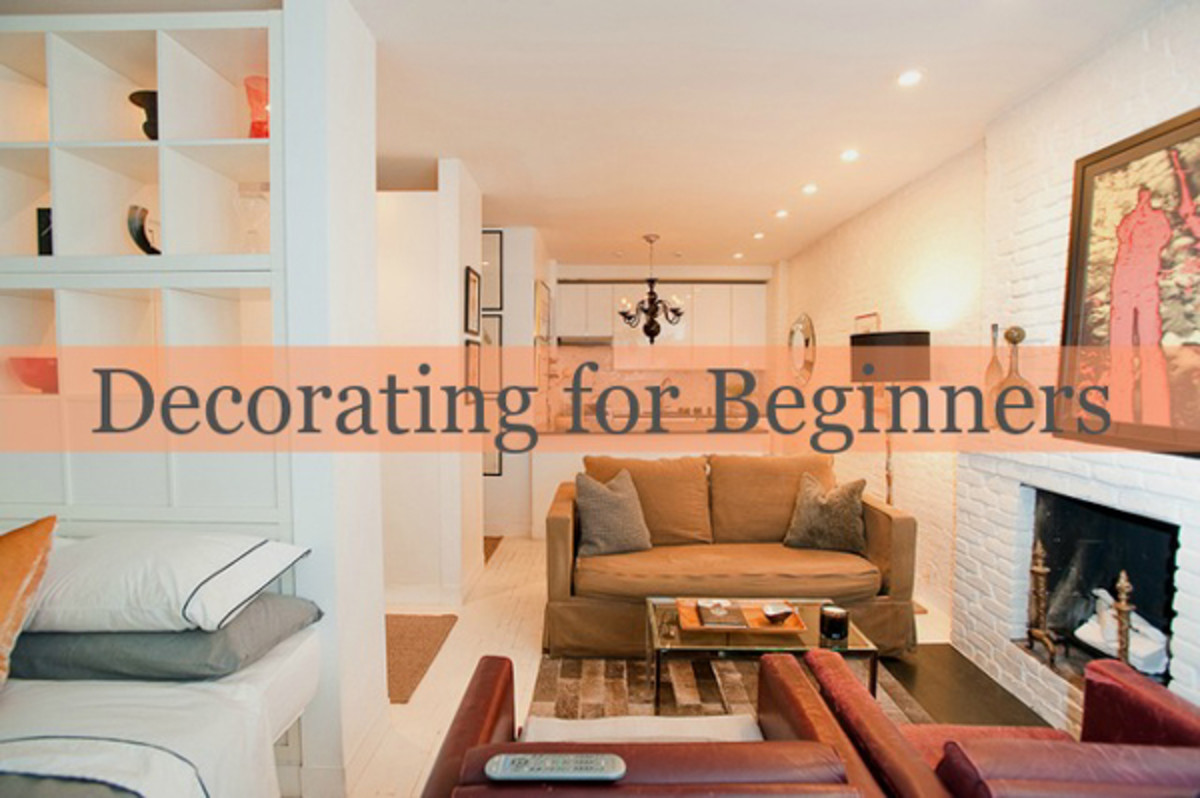 Home Decorating for Beginners