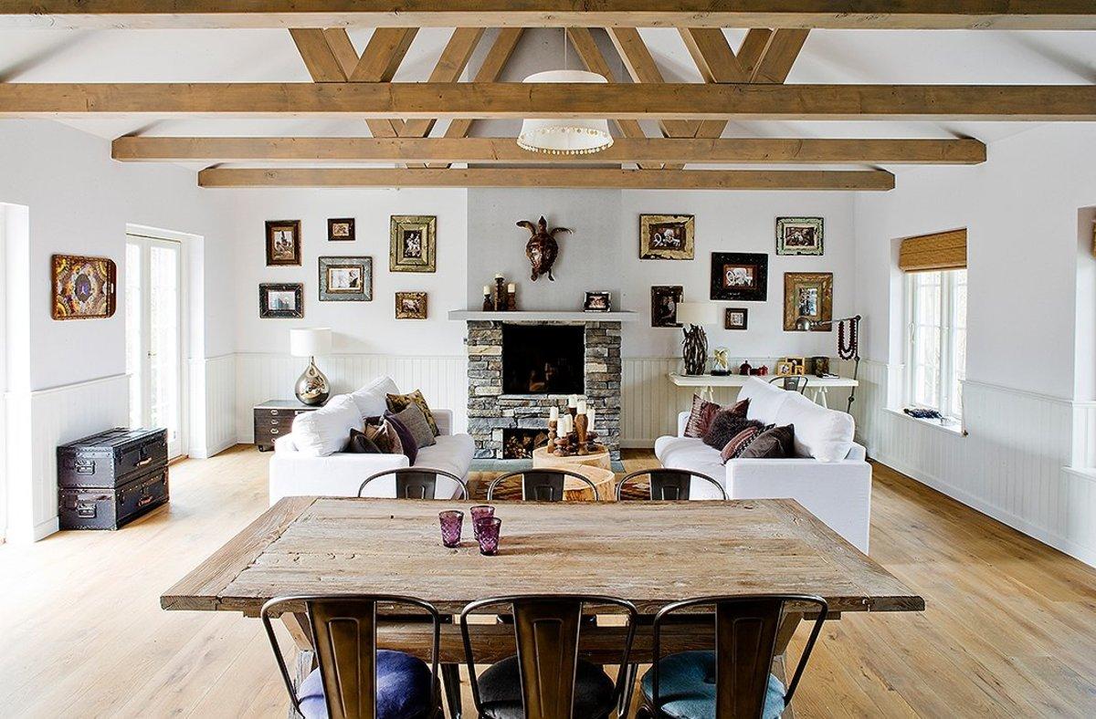 Invest in essential furniture pieces.