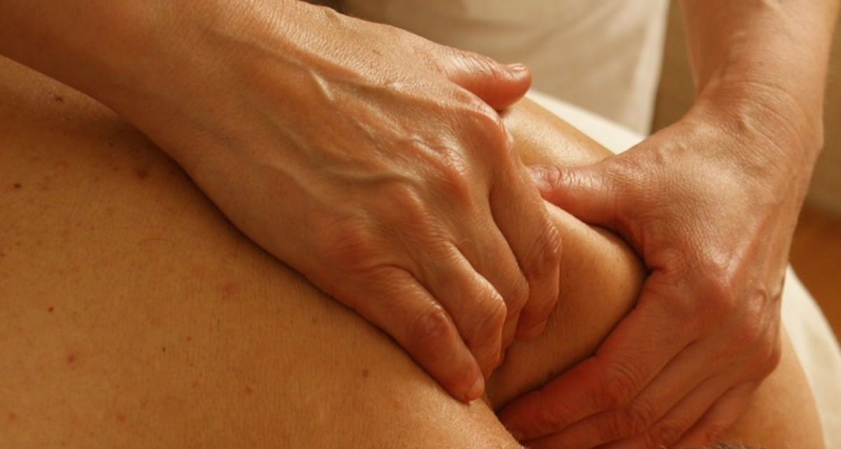 Oregano oil can be used for pain relief when massaged into the affected area.