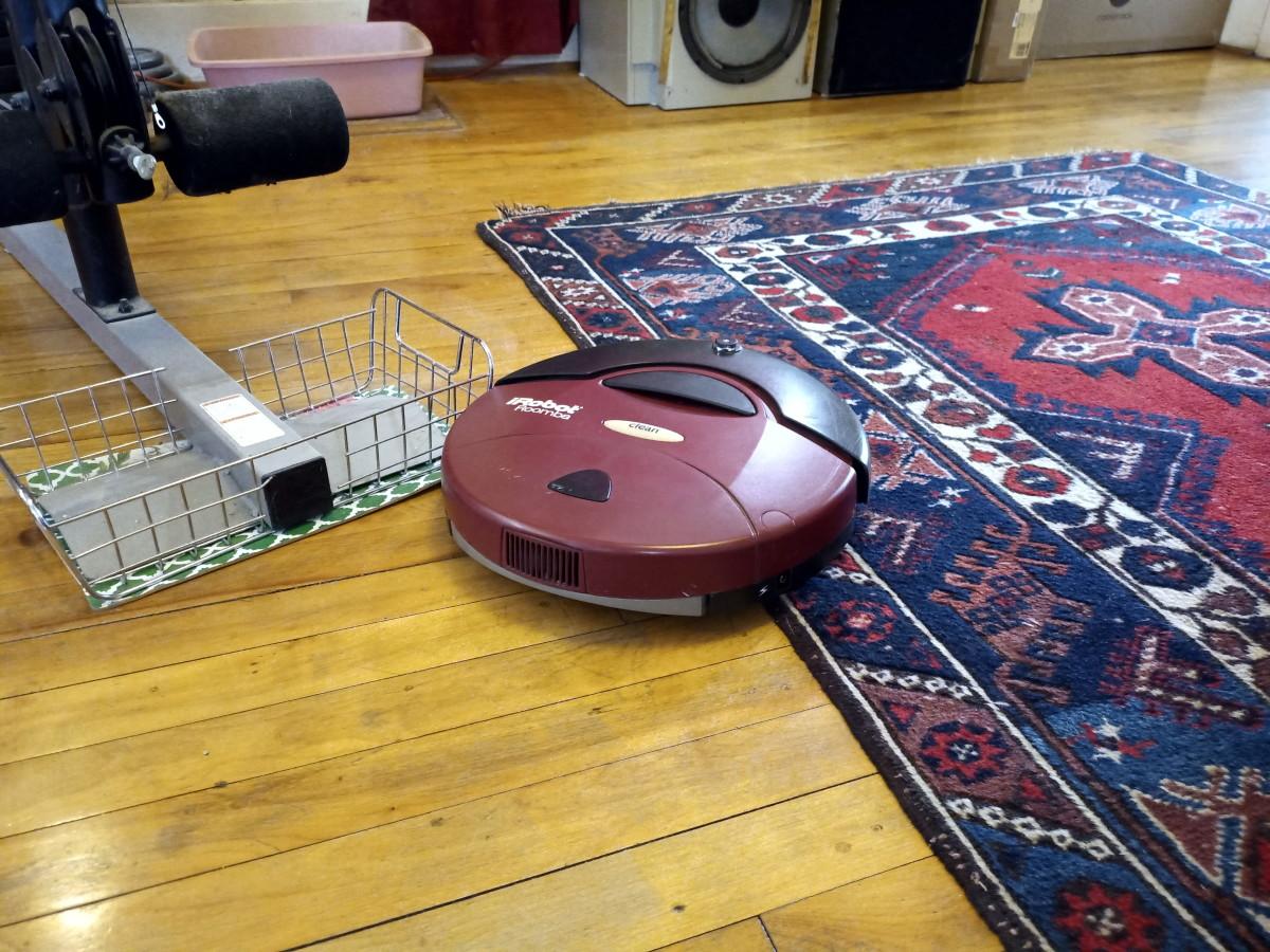 Roomba (iRobot 401)