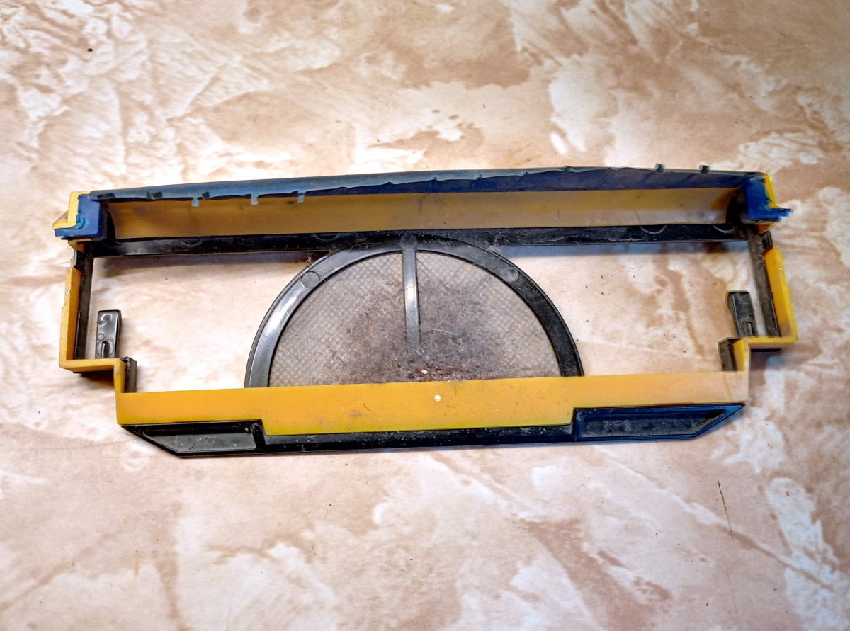 Roomba's dust filter