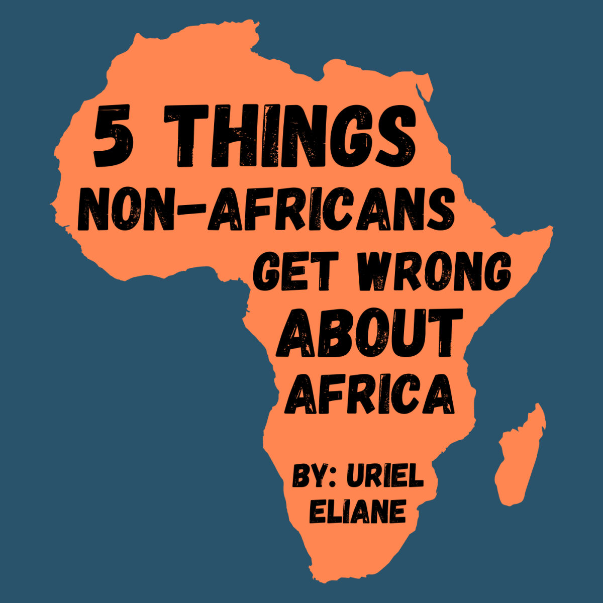 5 Common Misconceptions About Africa