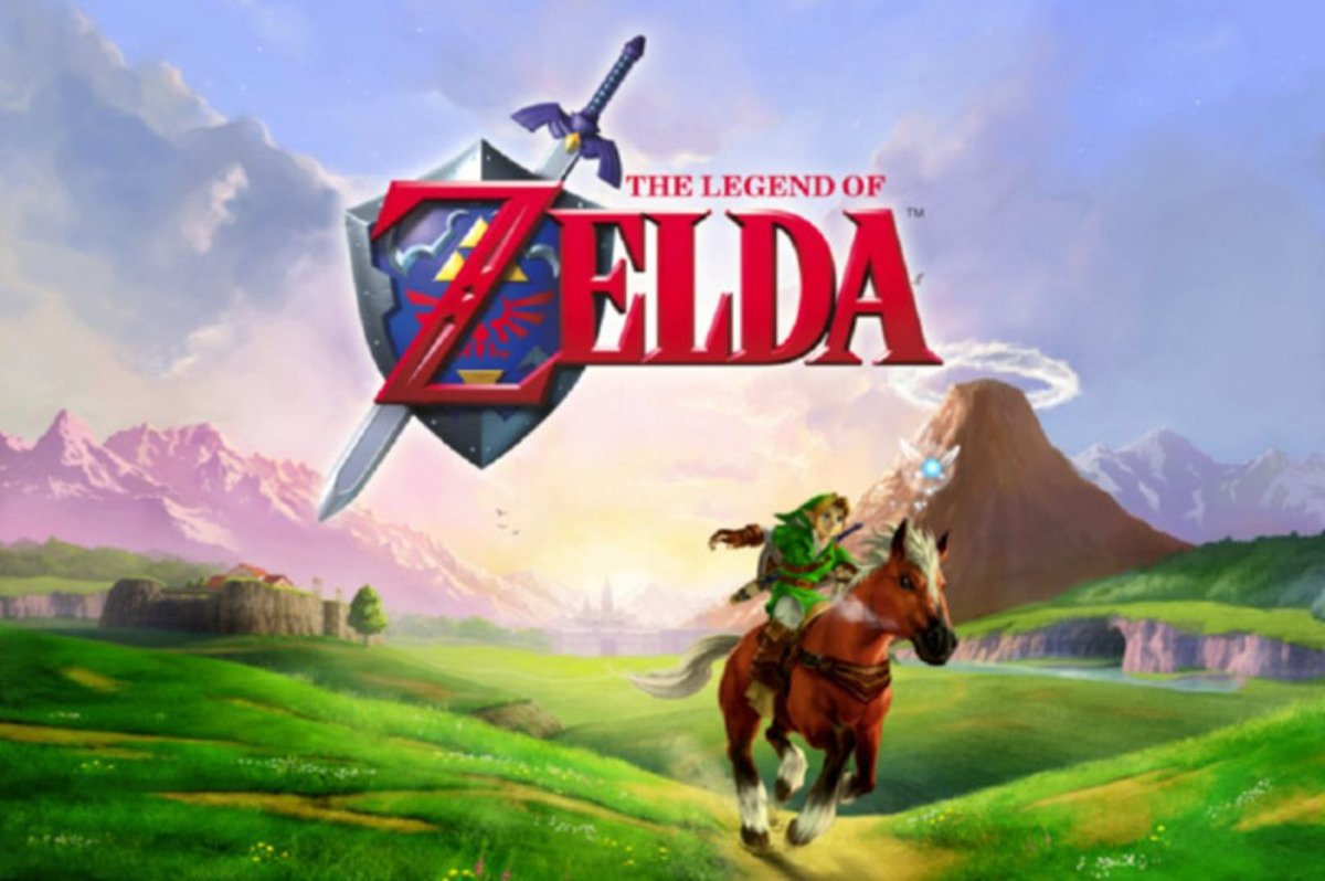 "5 Creepy Details in ""The Legend of Zelda: Ocarina of Time"" That No One Talks About"