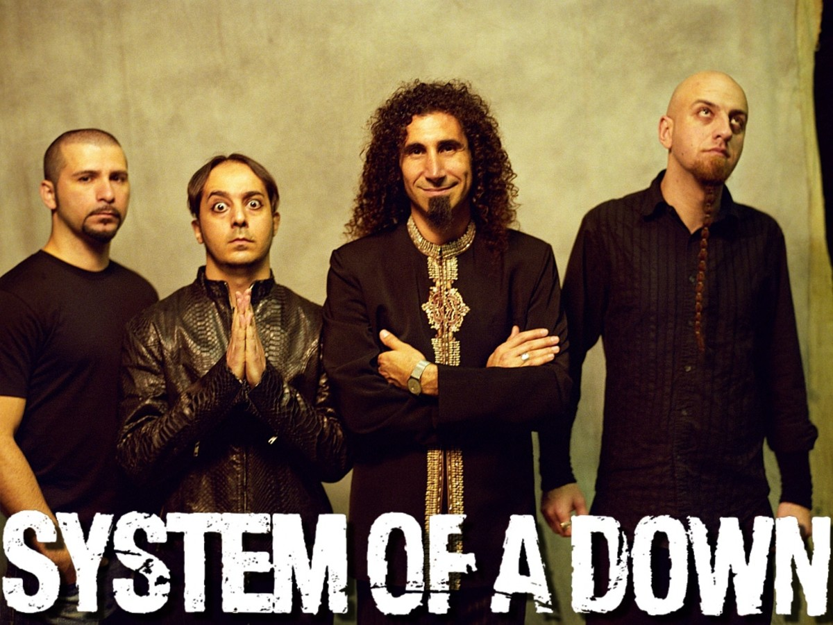 Top 20 System of a Down Songs of All Time