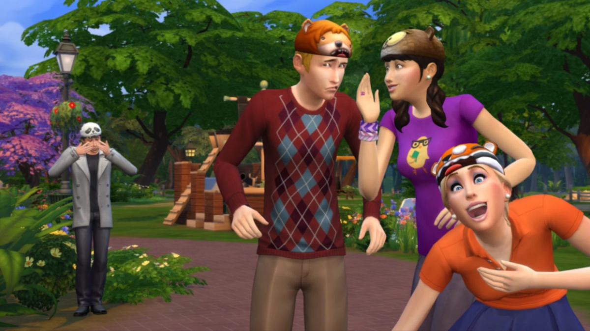 "6 Ways to Make Your Sims Playful in ""The Sims 4"""