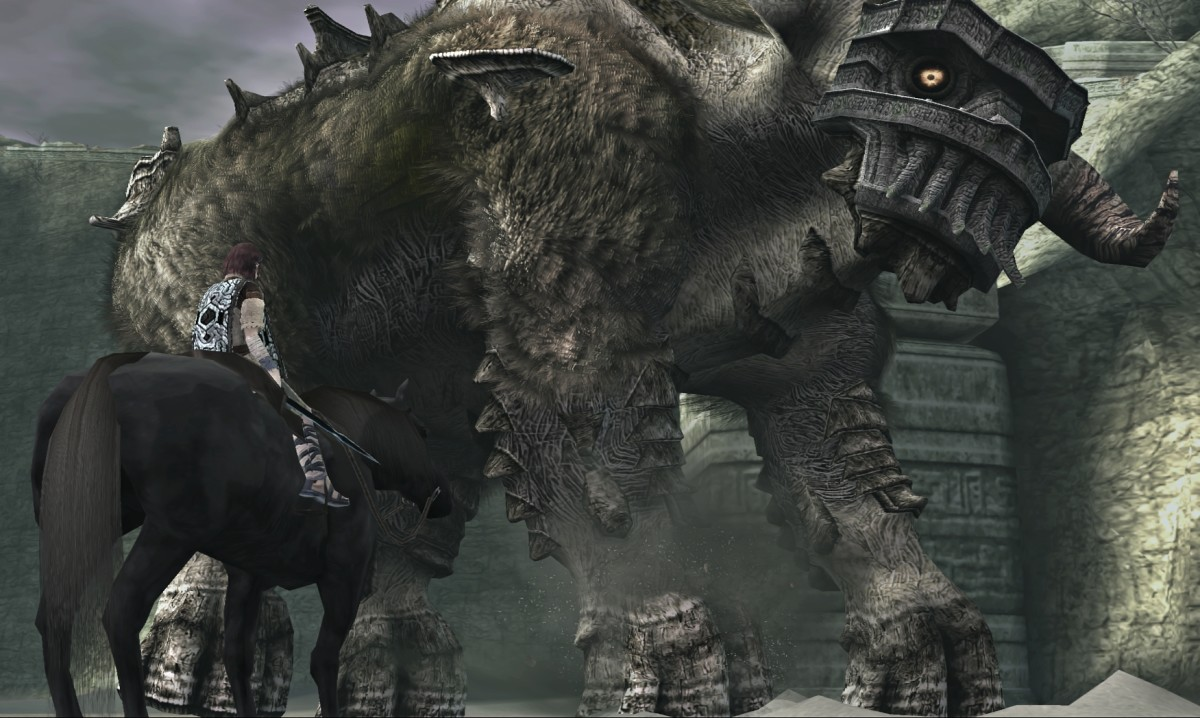 """How to Find and Defeat the 2nd Colossus in """"Shadow of the Colossus"""""""