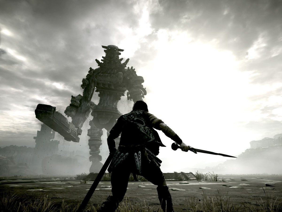 """How to Find and Defeat the 3rd Colossus in """"Shadow of the Colossus"""""""