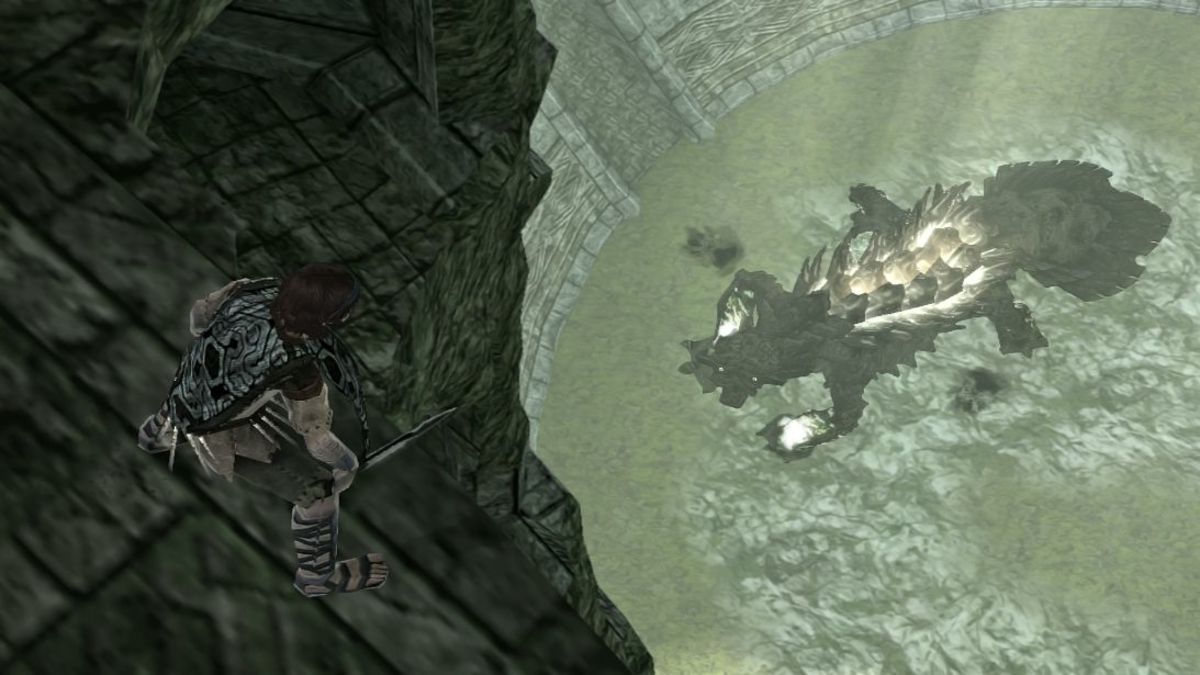 "How to Find and Defeat the 8th Colossus in ""Shadow of the Colossus"""