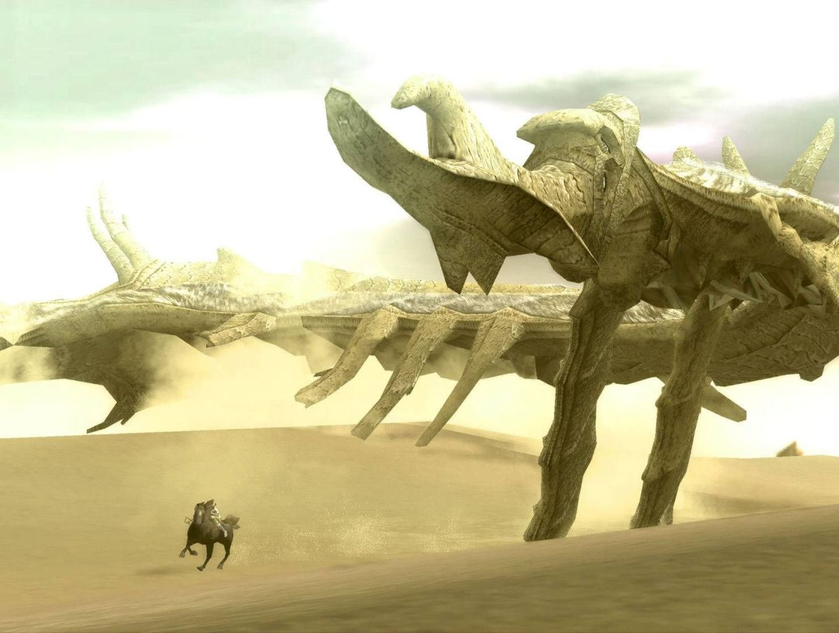 """How to Find and Defeat the 13th Colossus in """"Shadow of the Colossus"""""""