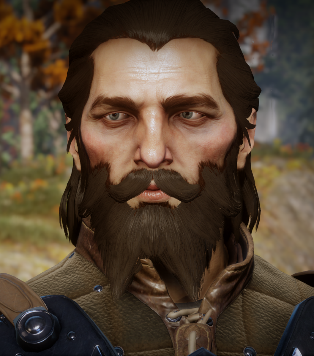 How to Romance Blackwall in Dragon Age: Inquisition