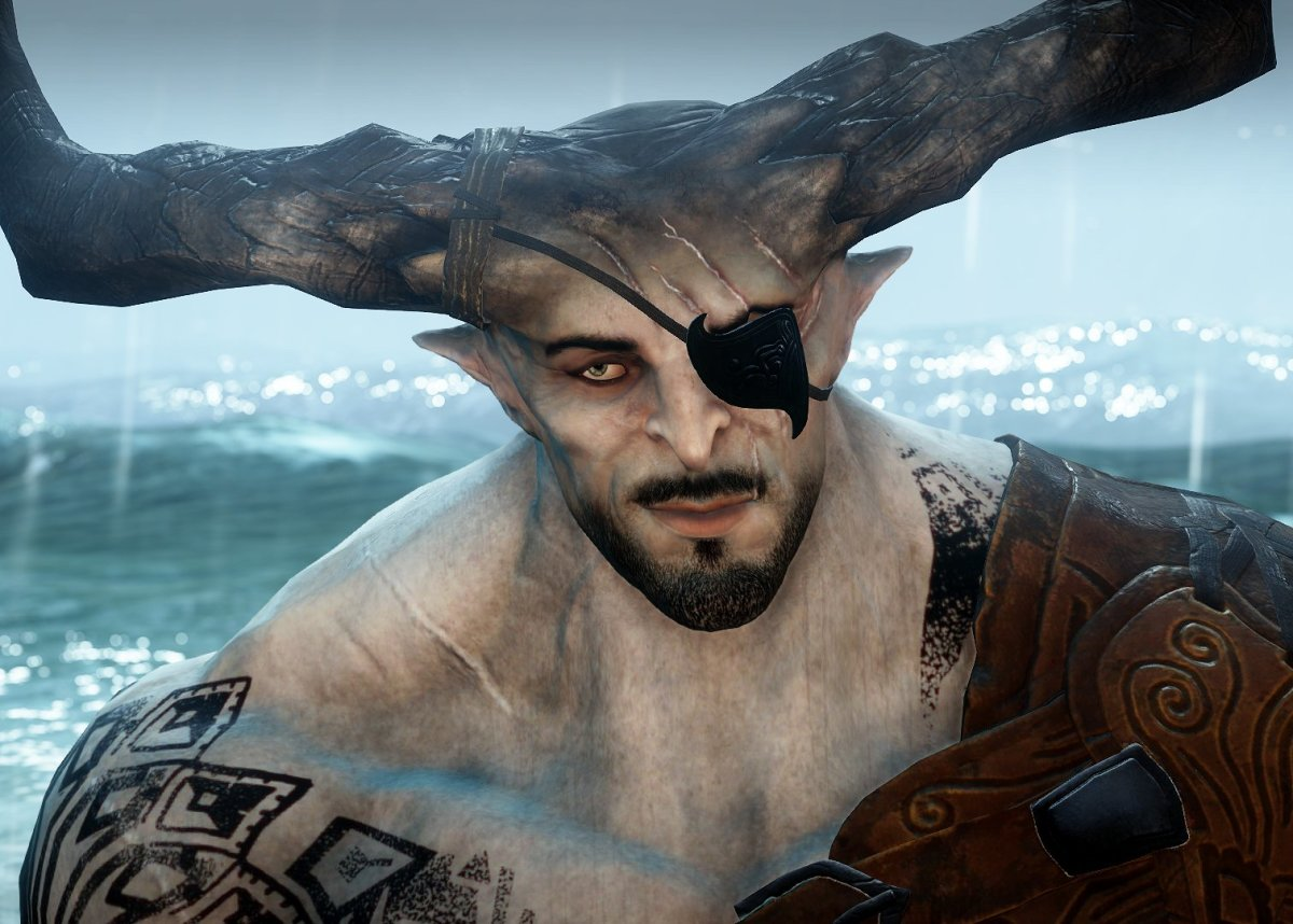 "How to Romance Iron Bull in ""Dragon Age: Inquisition"""