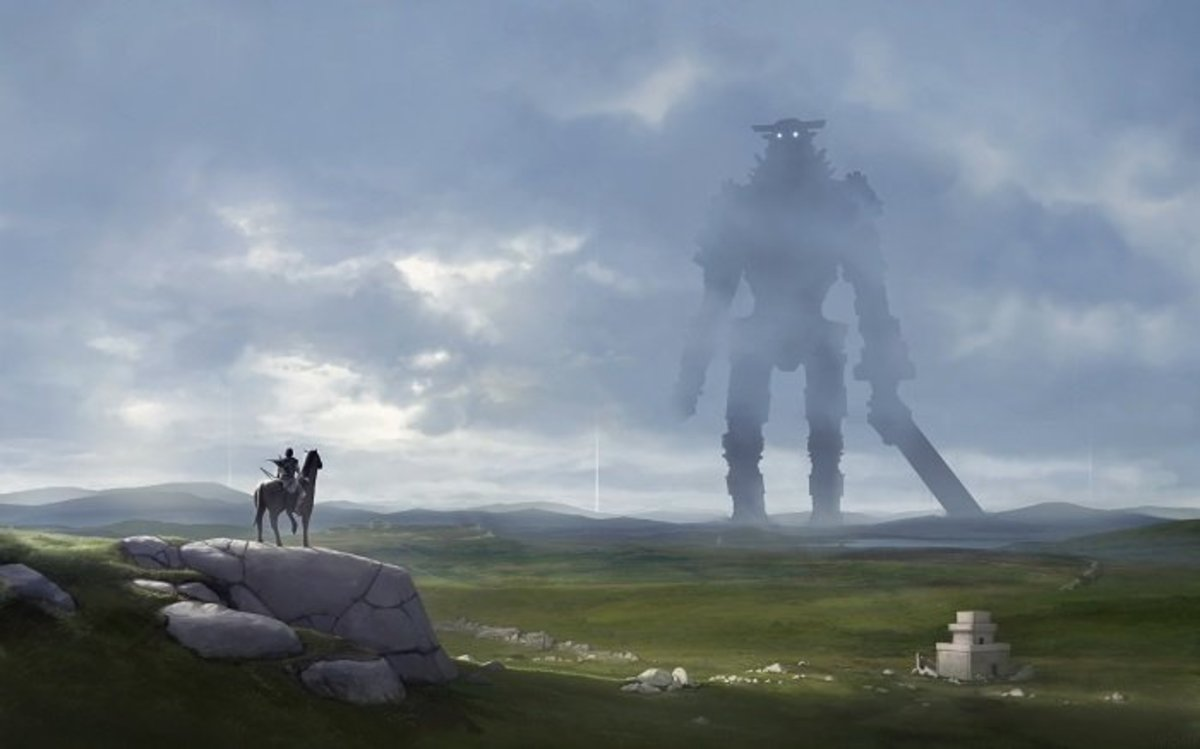 "Top 5 Scariest Colossi in ""Shadow of the Colossus"""