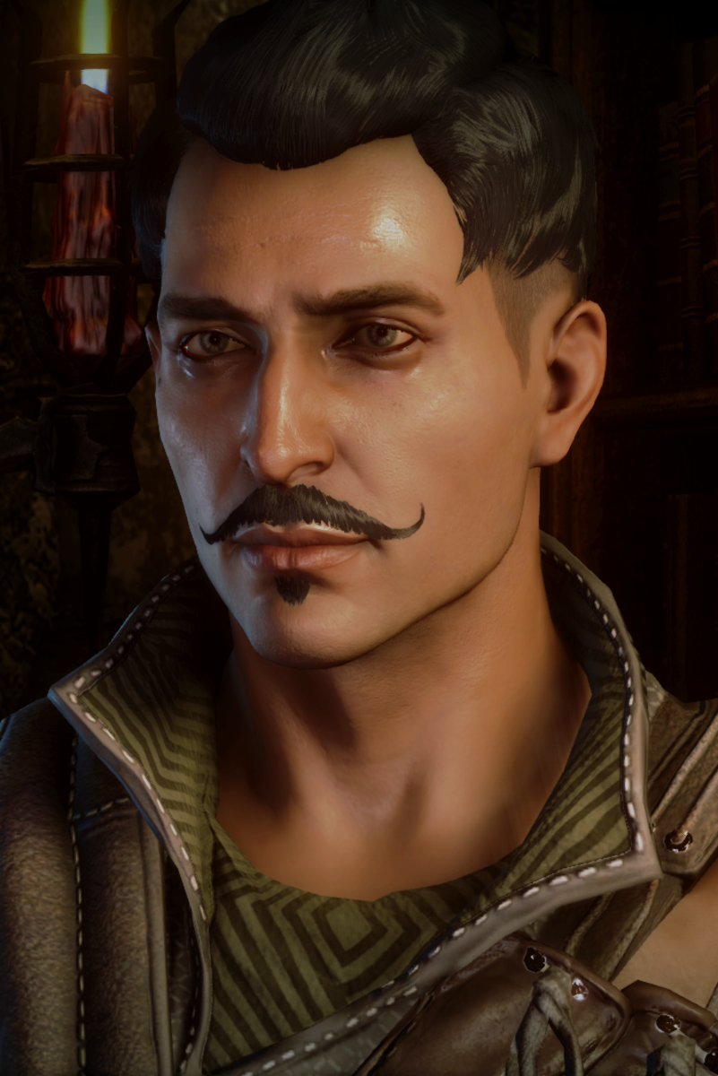 How to Romance Dorian in