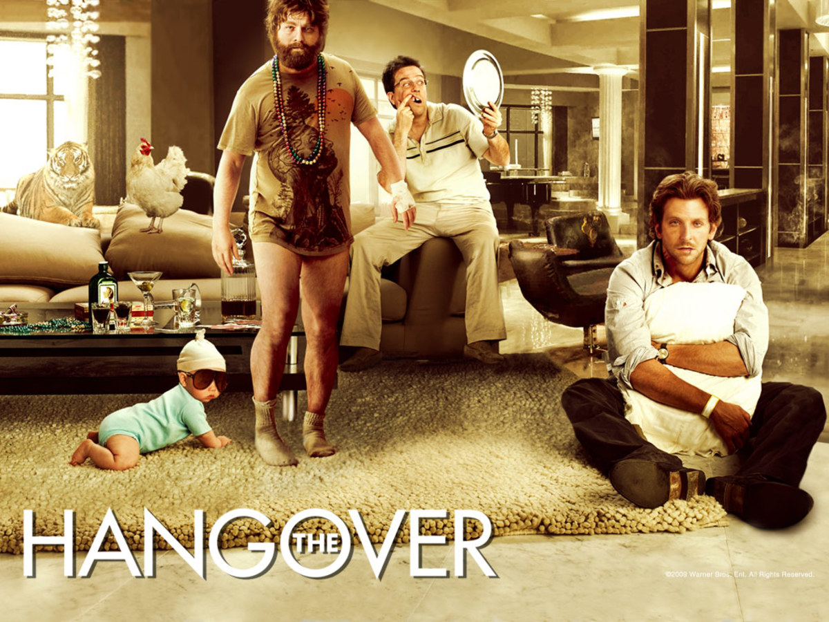 "7 Hilarious Movies Like ""The Hangover"""