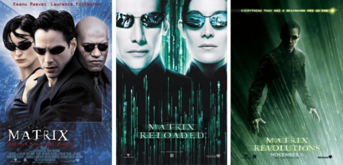 "2 Mind-Blowing Movies Like ""The Matrix"""