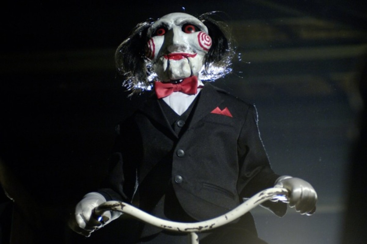 "Top 10 Deaths in the ""Saw"" Movie Franchise"