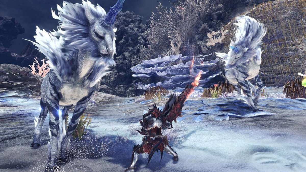 """How to Find and Defeat the Kirin in """"Monster Hunter: World"""" 