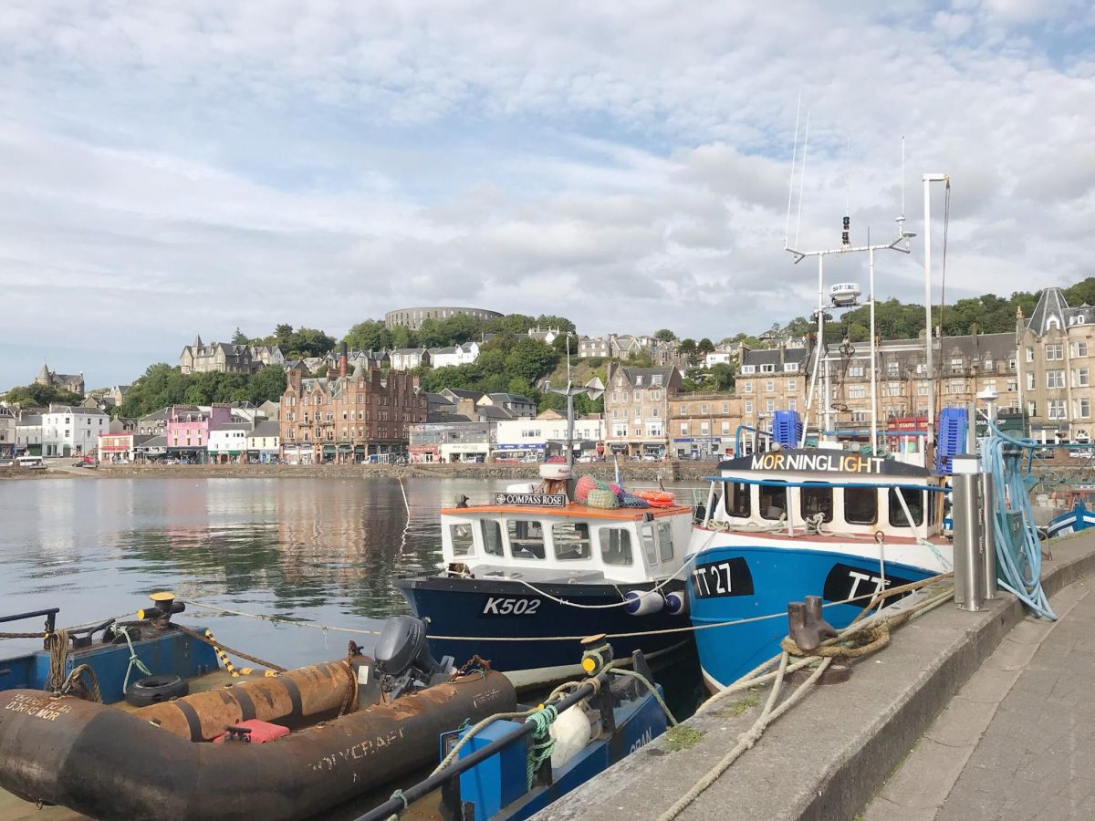 6 Things to Do in Oban, One of Scotland's Loveliest Seaside Towns