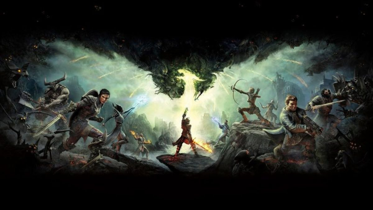 """Dragon Age: Inquisition"""