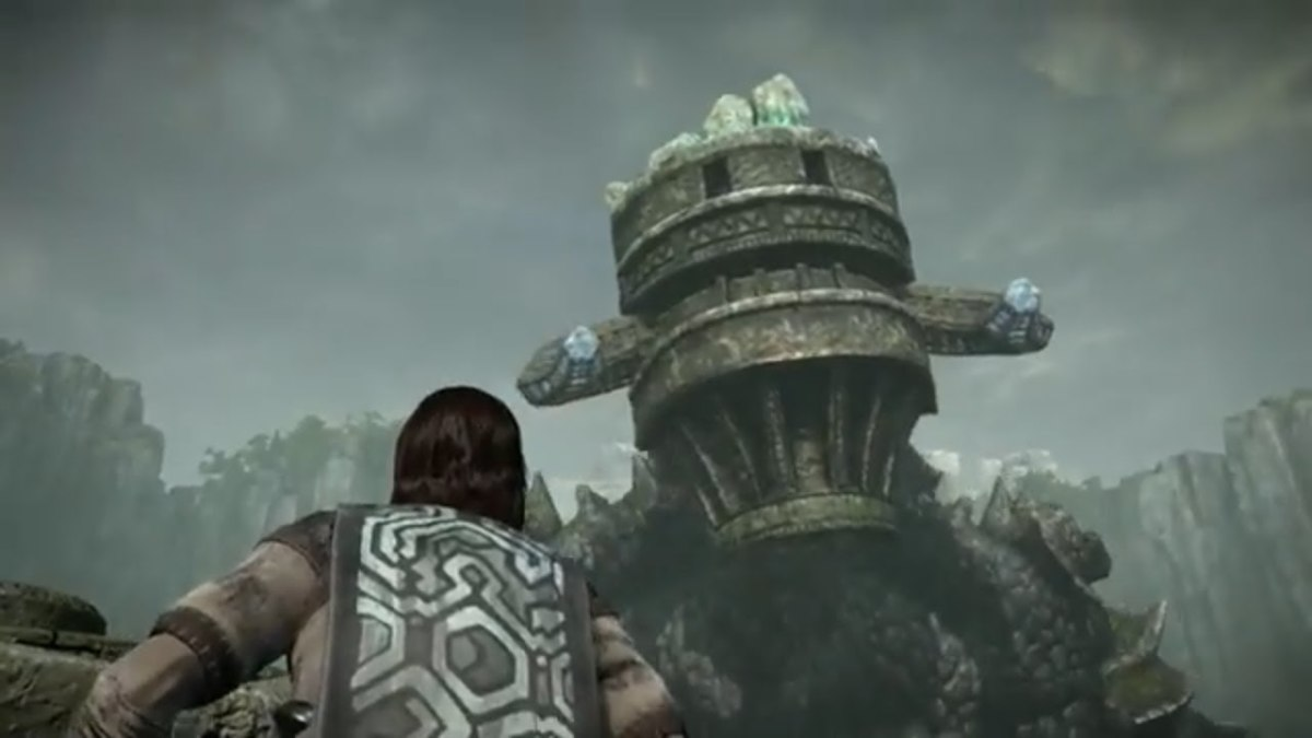 """How to Find and Defeat the 12th Colossus in """"Shadow of the Colossus"""""""