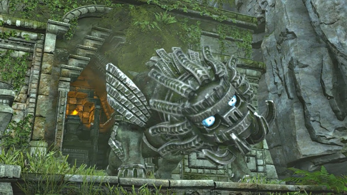 """How to Find and Defeat the 14th Colossus in """"Shadow of the Colossus"""""""