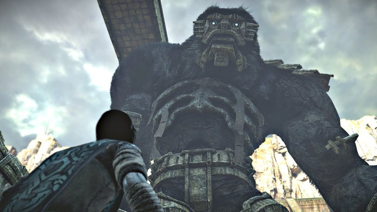 "How to Find and Defeat the 15th Colossus in ""Shadow of the Colossus"""