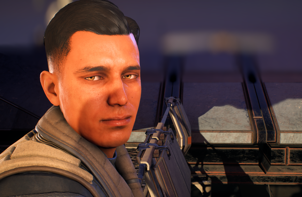 "How to Romance Reyes in ""Mass Effect: Andromeda"""