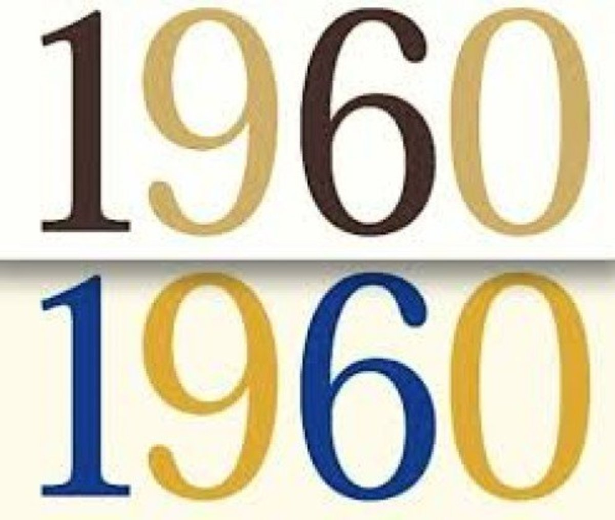 1960 Fun Facts, Trivia, and History