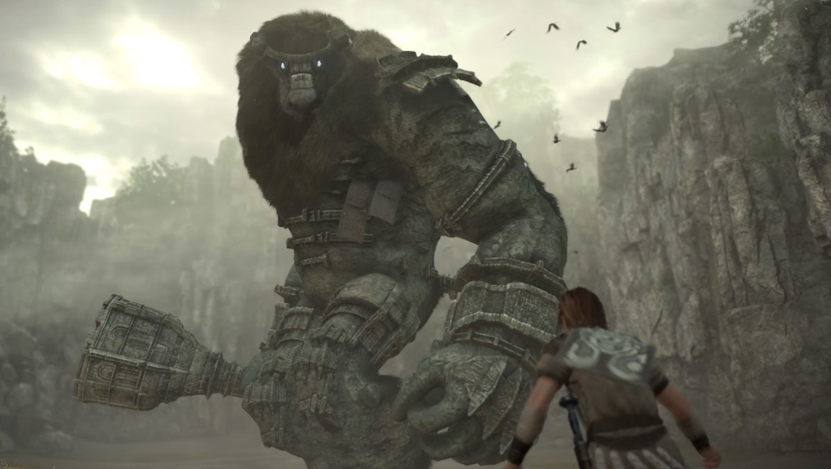 "How to Find and Defeat the 1st Colossus in ""Shadow of the Colossus"""