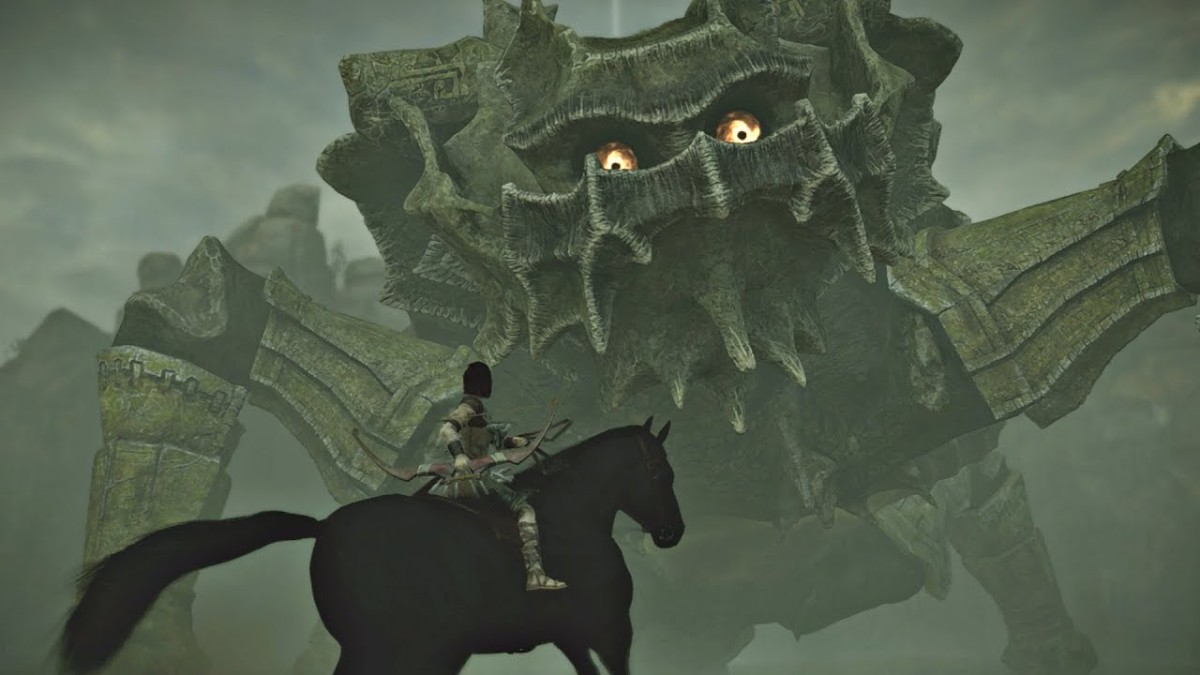 "How to Find and Defeat the 9th Colossus in ""Shadow of the Colossus"""