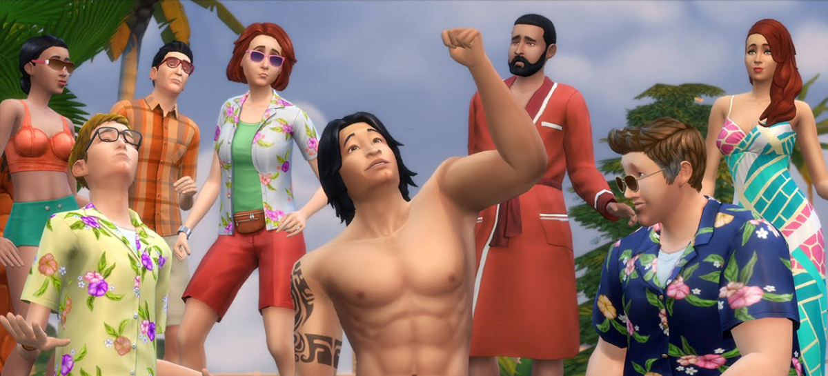 """10 Ways to Make Your Sims Confident in """"The Sims 4"""""""