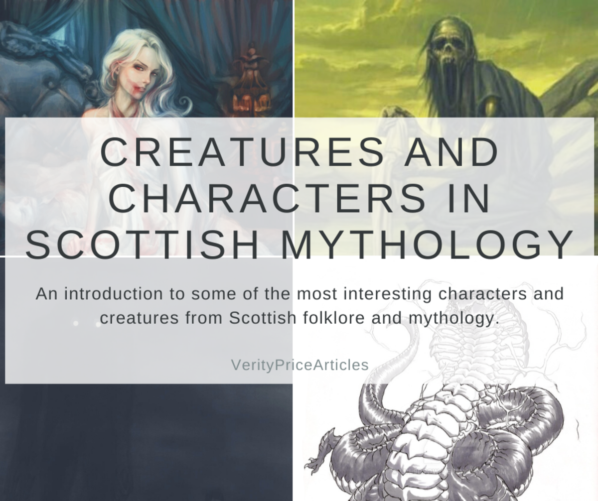Creatures and Characters in Scottish Mythology