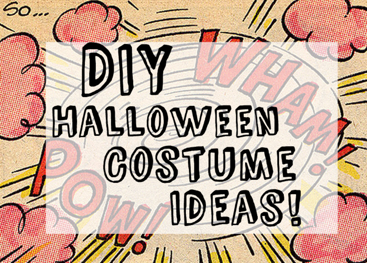 30+ DIY Halloween Costume Ideas