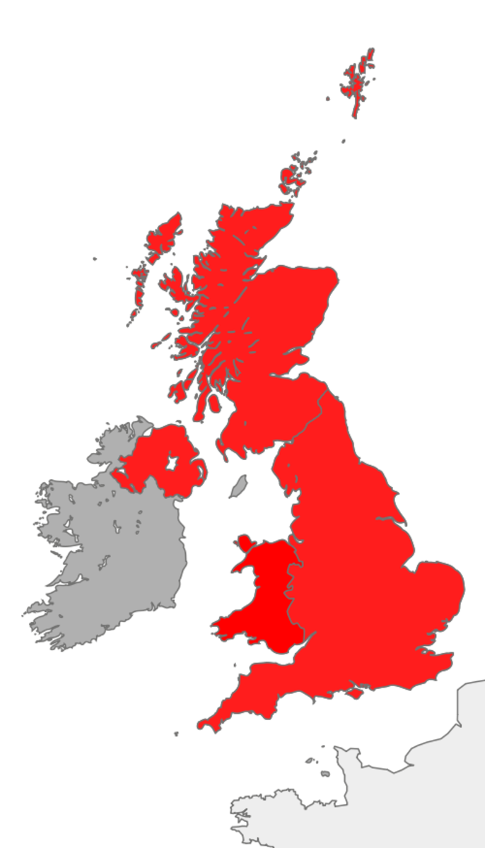 Britain, UK, England. What Does It All Mean?