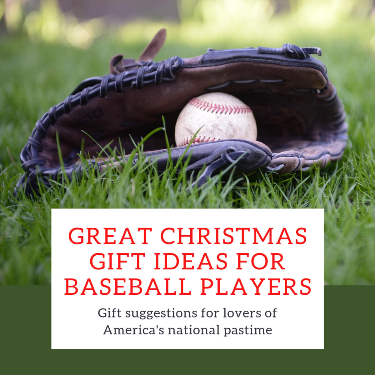 Best Christmas Gifts for a Baseball Player
