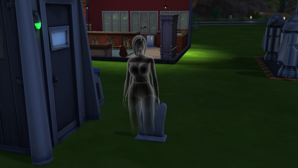The Sims 4 Walkthrough: Guide to Ghosts