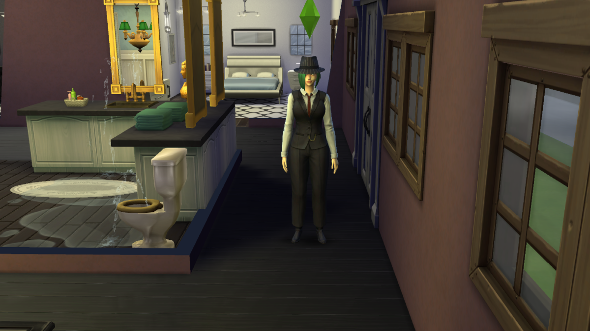 The Sims 4 Walkthrough: Criminal Career Guide