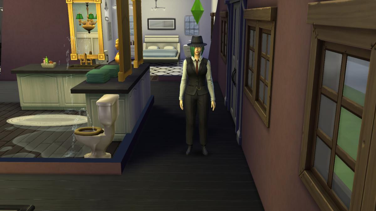 """The Sims 4"" Walkthrough: Criminal Career Guide"