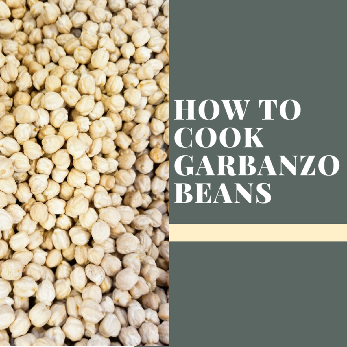 If cooked right, garbanzo beans are a delicious treat. Read on to learn how to cook them right.