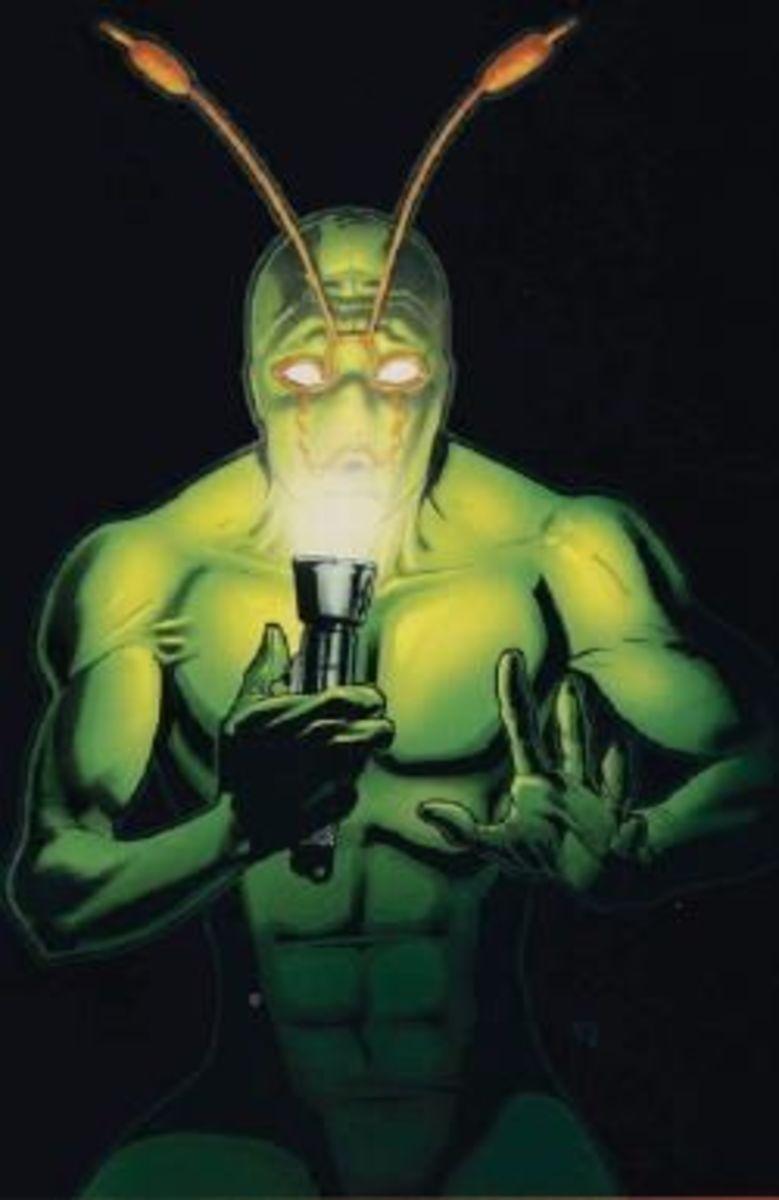 DC's Top 10 Strangest Superheroes