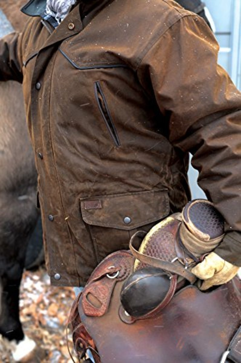 How To Reproof An Oilskin Coat