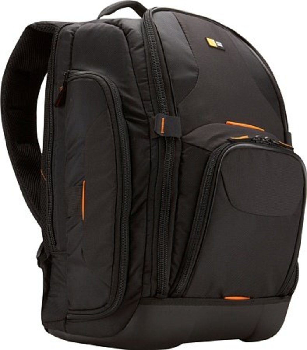 My Review of the Case Logic SLRC-206 Camera Backpack