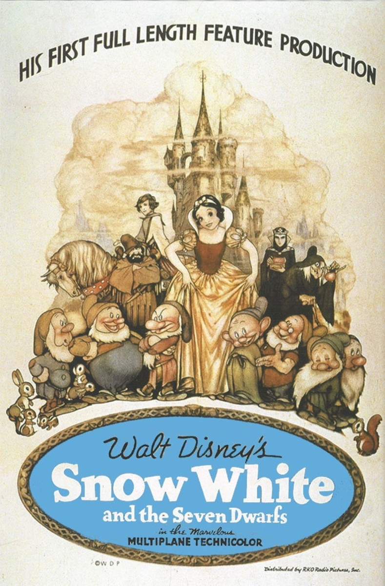 "10 Interesting Facts About Walt Disney's ""Snow White and the Seven Dwarfs"""