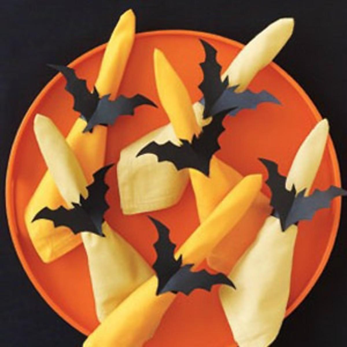35 Wicked Halloween Bat Crafts